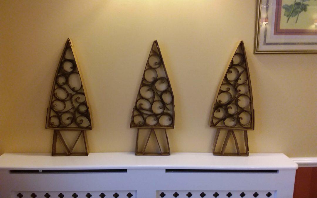 Fibonacci Christmas Tree