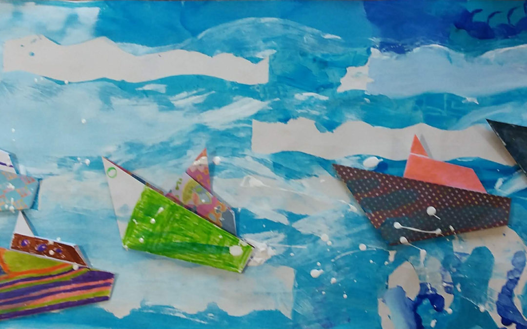 Sailing Ships – The Value of Play