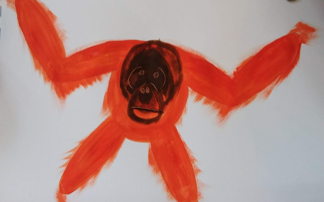 What animal are you? Create a painting